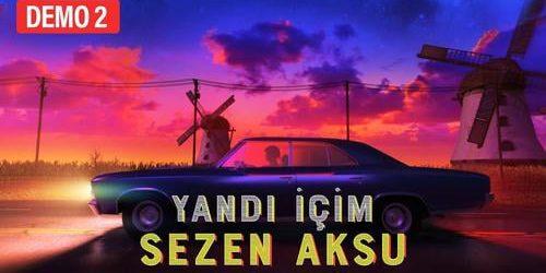 """SEZEN AKSU'DAN DEMO 2'YE YENİ ŞARKI """"YANDI İÇİM"""""""